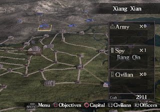 Dynasty Tactics ps2