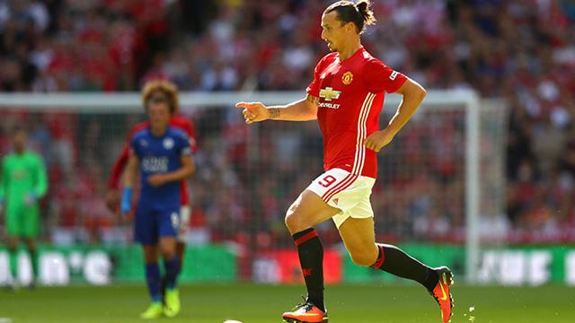 Zlatan Ibrahimovic Dekati Rekor 91 Tahun Manchester United