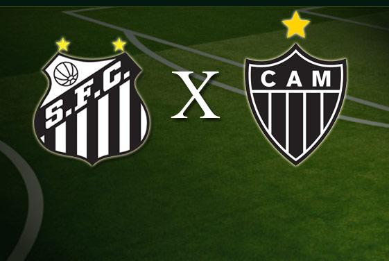o seu palpite para o jogo Santos x Atlético MG
