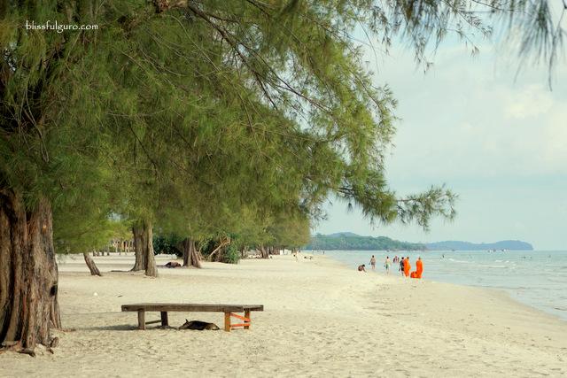 Otres Beach Sihanoukville Cambodia