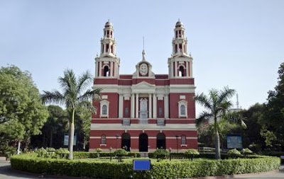Sacred Heart Cathedral, New Delhi