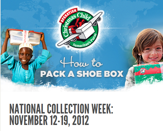 Operation Christmas Child #OCCGiving - Will Cook For Smiles