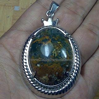 Liontine Batu Panca Warna Garut - ZP 1052