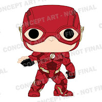 Pop! Movies: Justice League The Flash