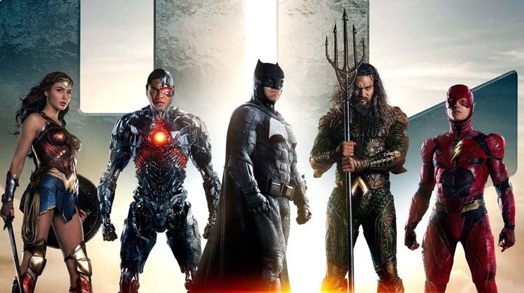 Tráiler The Justice League