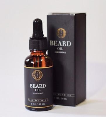 Ombak Beard Oil - Penumbuh Kumis Jenggot Jambang & Brewok 100% Ampuh