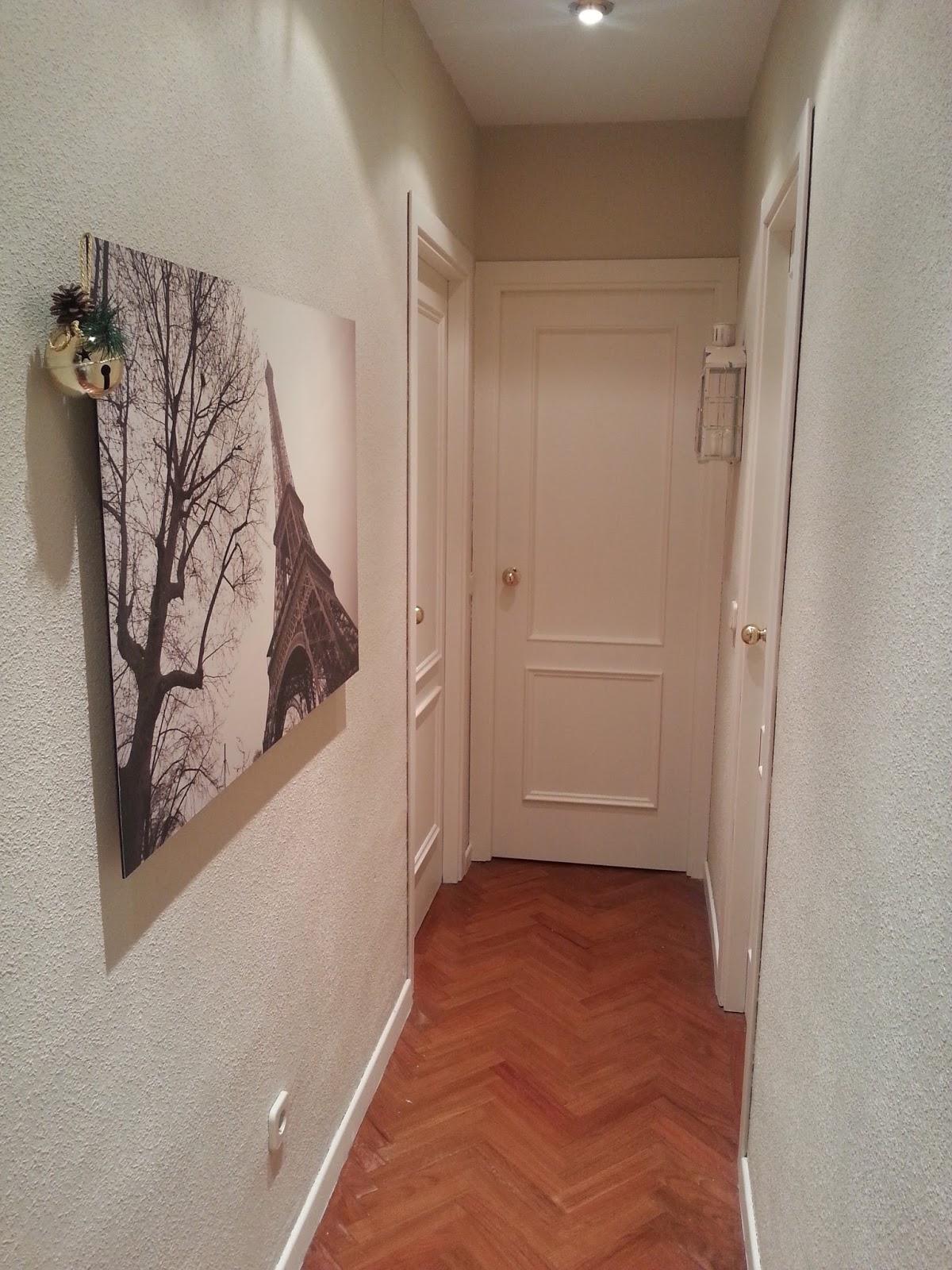 So ando entre nubes c mo pintar madera sin lijar - Pintar paredes blancas ...