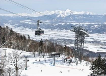 ลานสกีฟุราโนะ (Furano Ski Area)