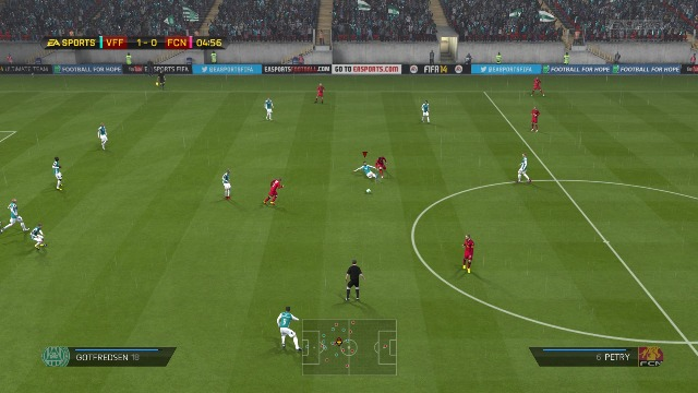 Download FIFA 14 PC Games Gampelay