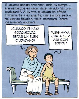 ex Story de Philippe Breton y Laetitia Coryn, edita Norma Editorial comic novela grafica