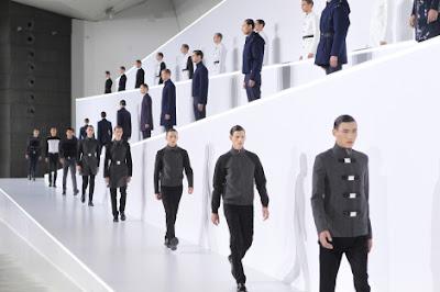 Show Dior Homme Fall Winter en Beijing 2013 8