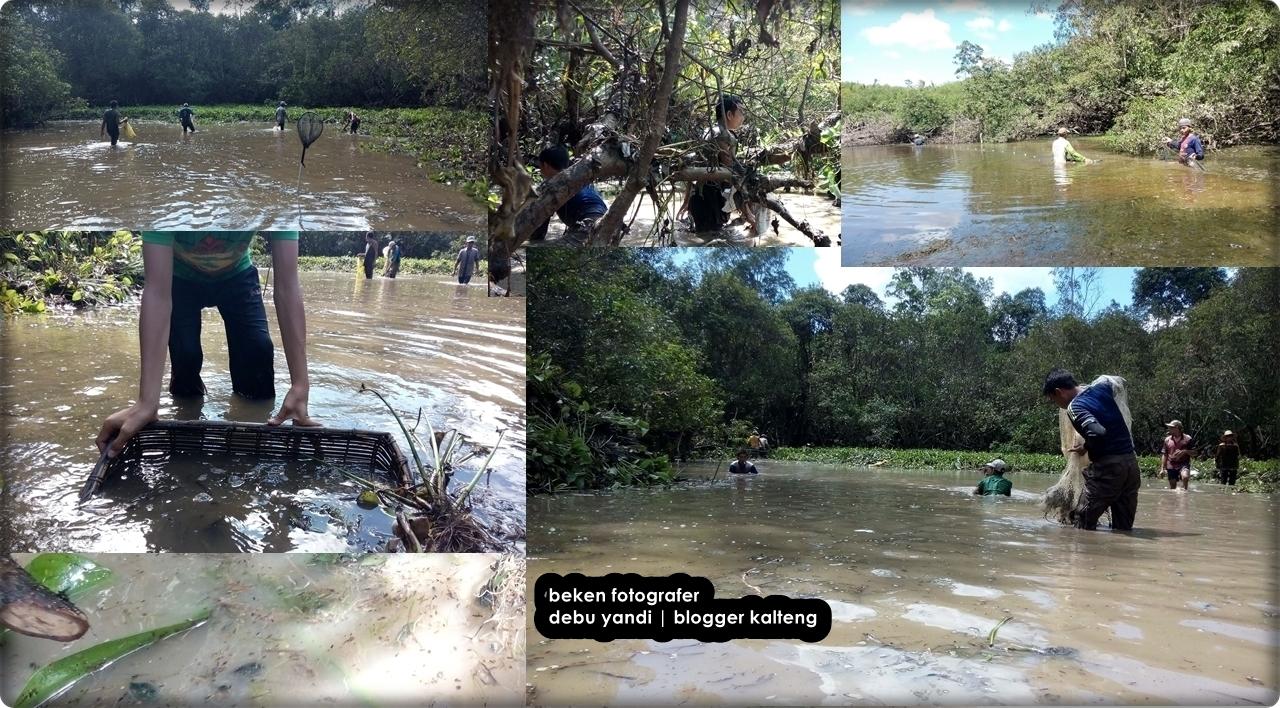 """Ngaruhi"" Kearifan Lokal Masyarakat Dayak Ngaju Dalam Mencari Ikan"