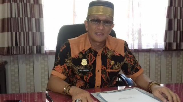 Muluskan Aksinya Minta Uang, OTK Catut Nama Kepala BKPSDM Bone