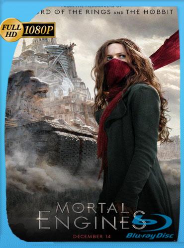 Máquinas Mortales (2018) HD [1080p] Latino Dual [GoogleDrive] TeslavoHD