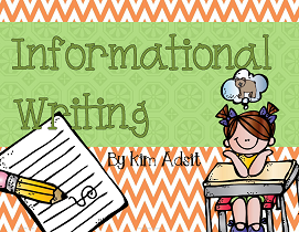 https://www.teacherspayteachers.com/Product/Writers-Workshop-Informational-Writing-by-Kim-Adsit-aligned-with-Common-Core-683572