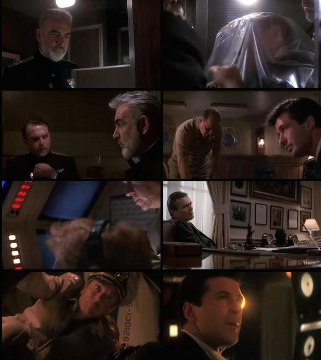 The Hunt For Red October 1990 Dual Audio Hindi 480p BluRay