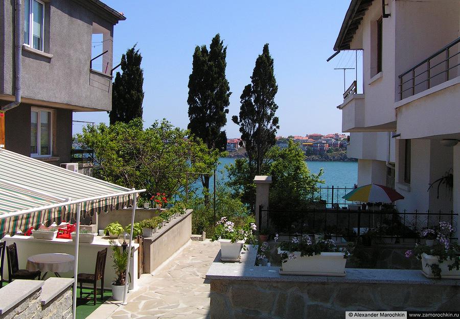 Аппартаменты с видом на море в Созополе   Apartments with sea view in Sozopol
