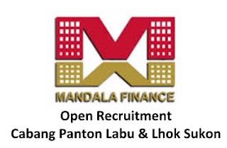 PT. Mandala Multifinance,Tbk Cabang Panton Labu & Lhoksukon