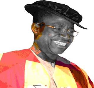 Professor Engr. Mohammed Sani Haruna