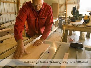 peluang usaha tukang kayu mebel furniture