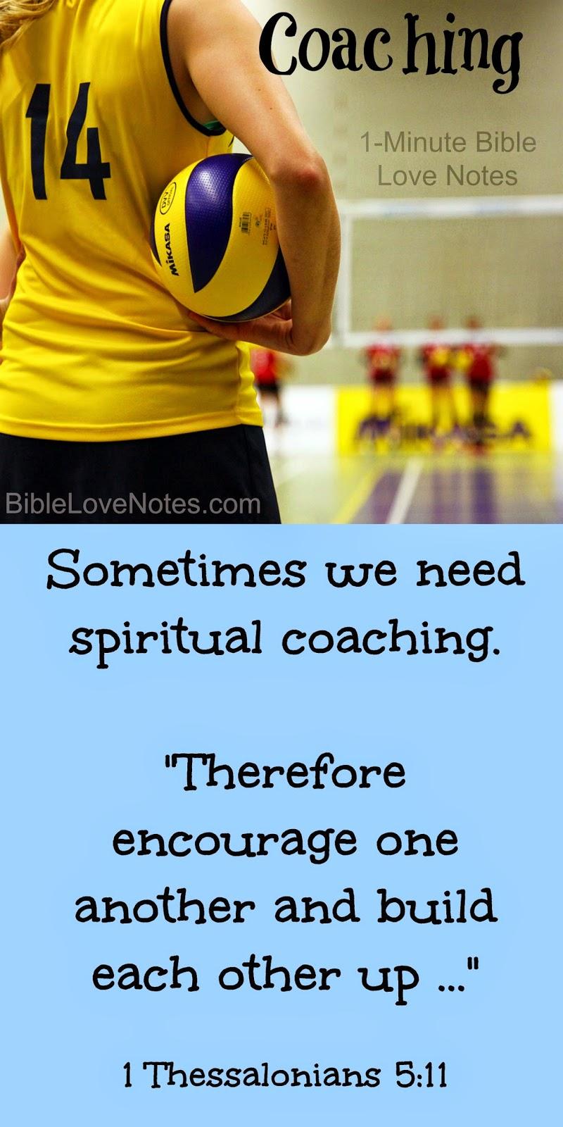 Discipleship, Coaching Christians