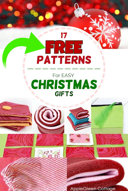 17 free patterns for diy christmas gifts everybody will love easy and quick to make