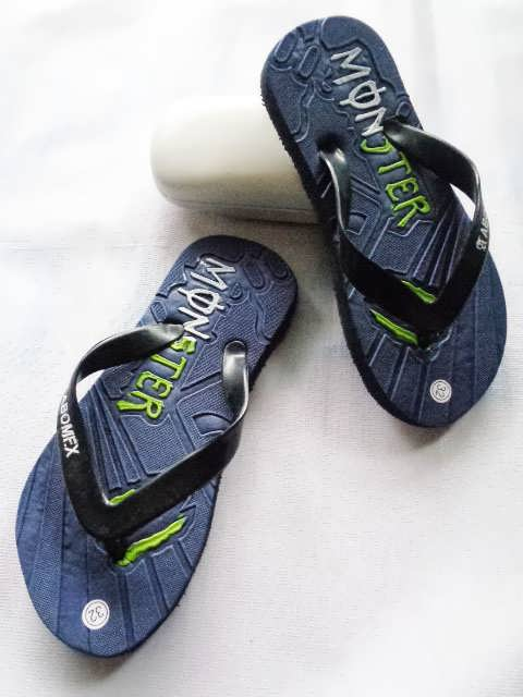 Sandal AMX Simplek Anak Tanggung