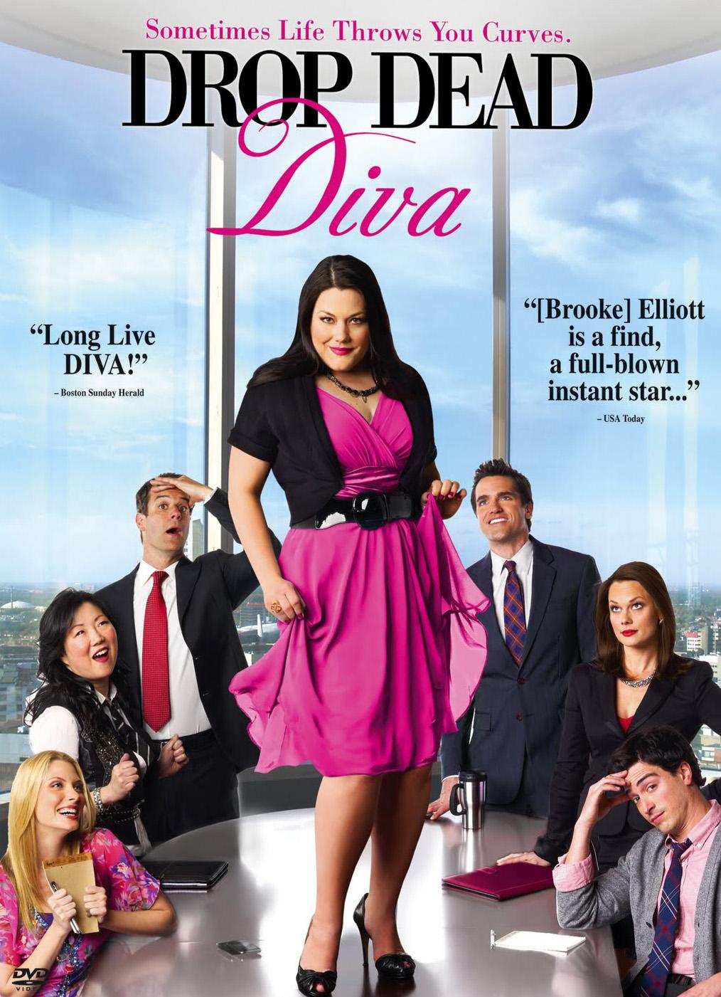Drop Dead Diva (2009) ταινιες online seires xrysoi greek subs