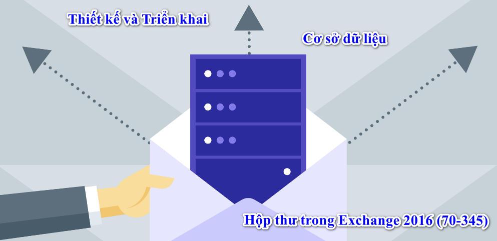 Thiết kế và Triển khai Cơ sở dữ liệu hộp thư trong Exchange 2016 (70-345)
