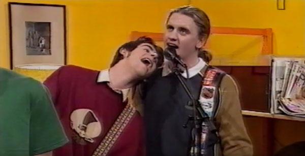 Passage 4 - Team (music video, 1995)