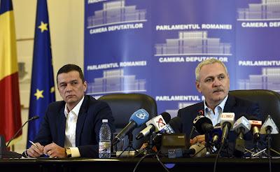 Grindeanu-kormány, Sorin Grindeanu, PSD, Liviu Dragnea, Románia, Gabriela Firea, sajtószemle,