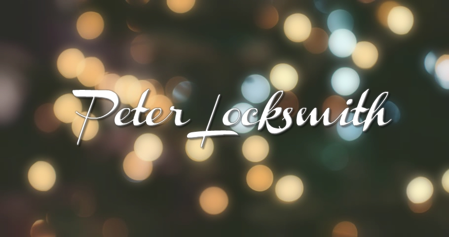 PETER LOCKSMITH