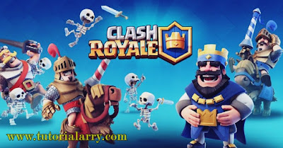 Game Android Clash Royale