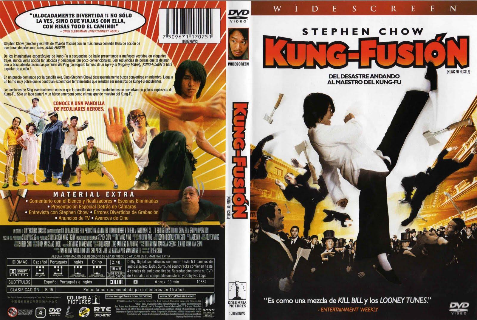 Kung-Fusión (2004) [Dvdrip Latino] [Zippyshare]