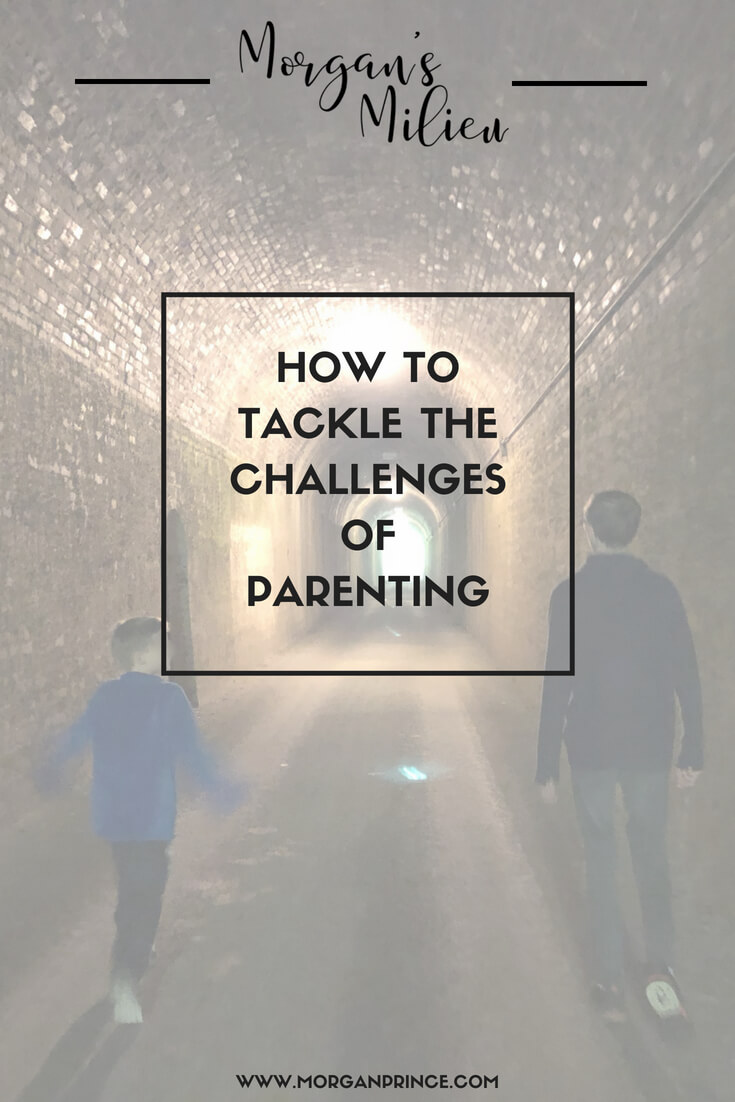 Parenting - it throws so many challenges at you, but how do you cope with them?