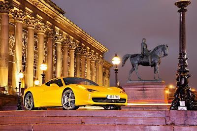 Ferrari FF: My First Ferrari ?