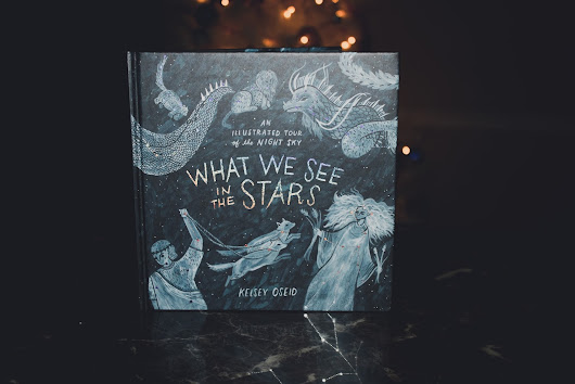 Book Review: What We See in the Stars By: Kelsey Oseid