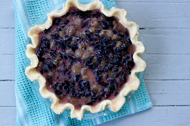 Nothing in the House: Anna Gillen's Grape Pie