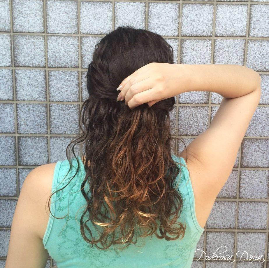 cabelos fracos e quebradiços
