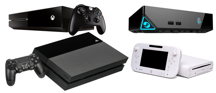 consolas de juegos 2016