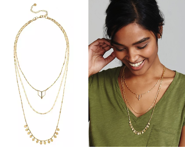 Stella & Dot Terra Necklace