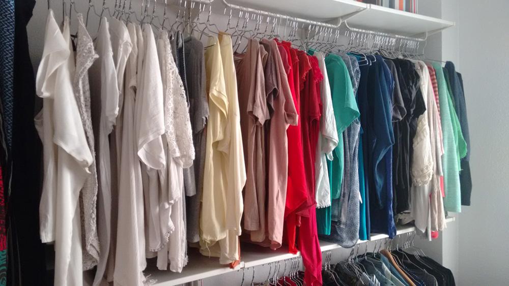 Vistete con gracia c mo ordenar tu armario - Como ordenar tu armario ...
