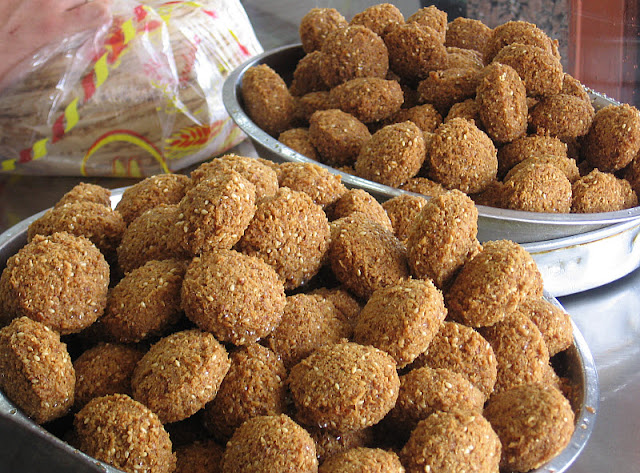 Eastern gourmet appetizer that has become popular in the West over the past several years Lebanese Falafel Recipe From Scratch