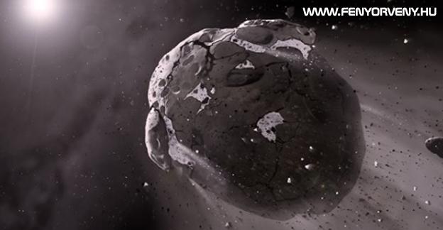 Felfedezték az első naprendszerbéli kisbolygót, amely csillagközi látogató is lehet