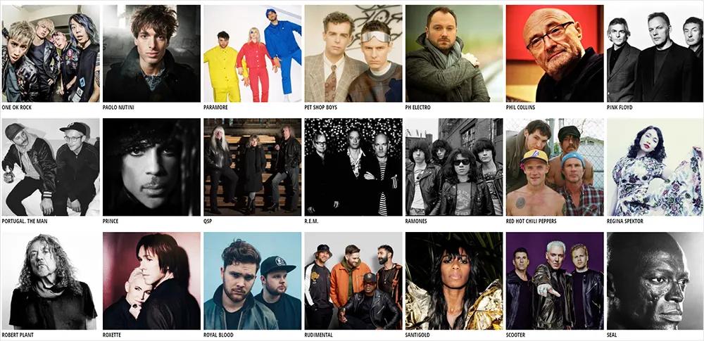 Warner Music IPO