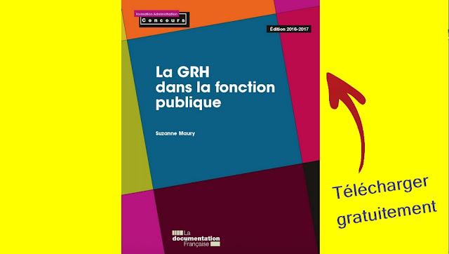 Télécharger La GRH dans la fonction publique en PDF