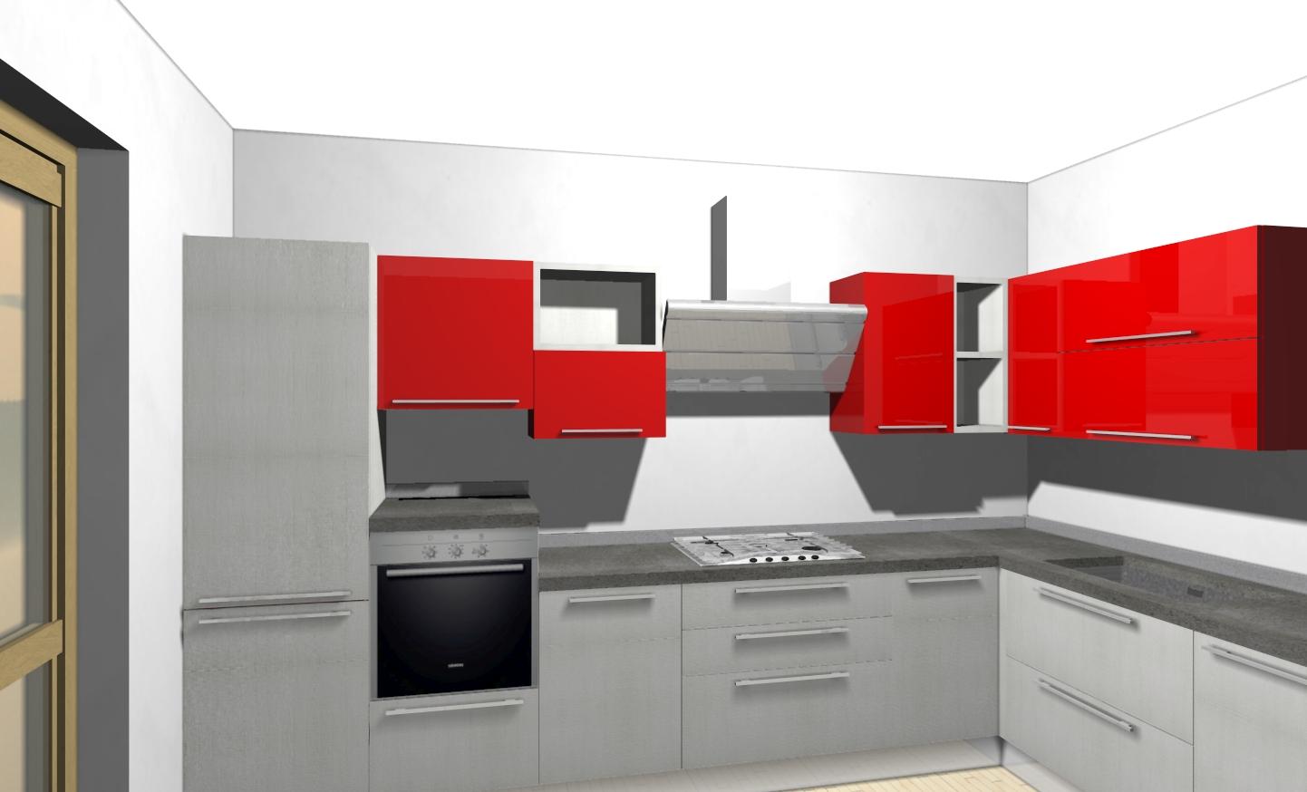 Cucina Usata Rossa | Cucina Usata Rossa
