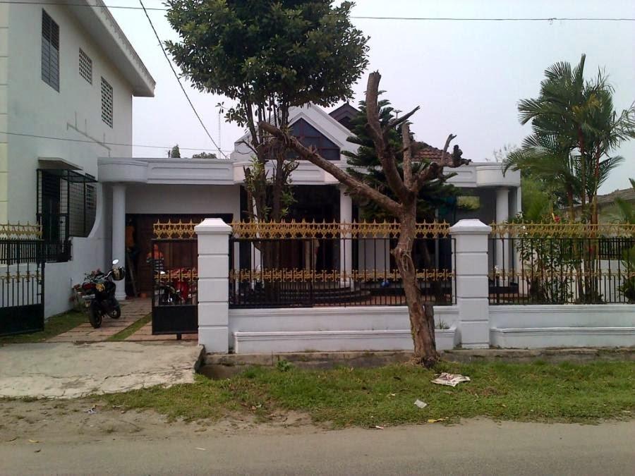 model rumah cantik 1 lantai 1