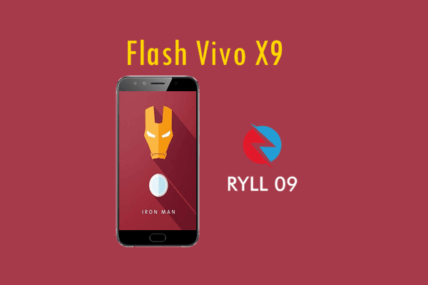 Cara Flash Vivo X9 Dengan PC