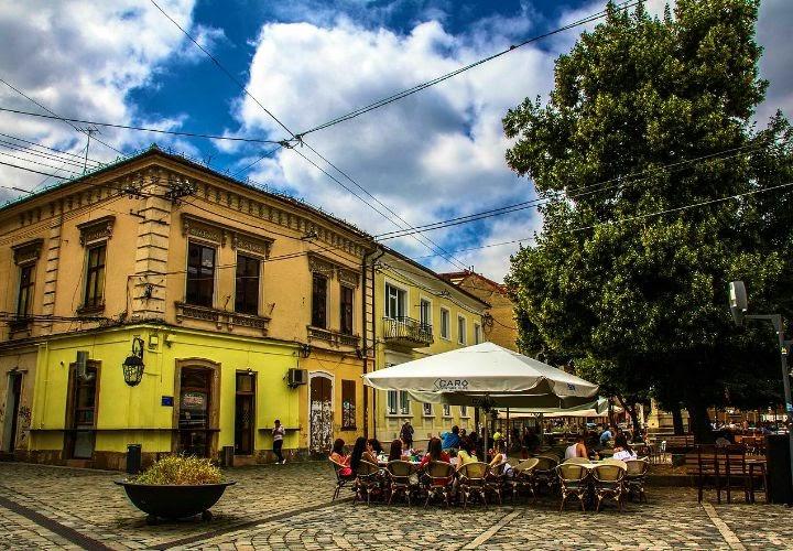 Oldtown Cluj, Museum Square Cluj-Napoca